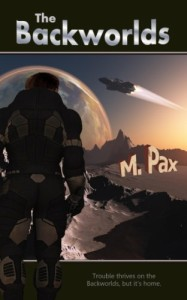 The Backworlds by M Pax