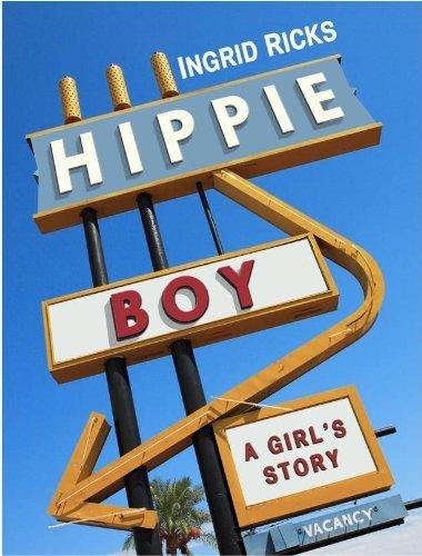 Hippie Boy by Ingrid Ricks