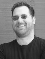 Indie author Brian Rathbone