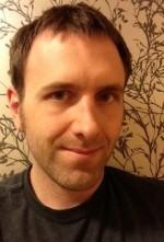 Indie author Ken Brosky