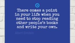 Einstein on Writing