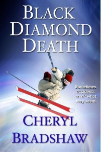 Black Diamond Death by Cheryl Bradshaw