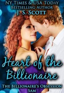 Heart of the Billionaire by J.S. Scott