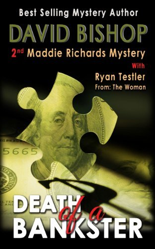 Death of a Bankster by David Bishop