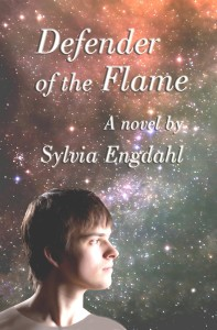 Defender of the Flame (Flame Trilogy) by Sylvia Engdehl