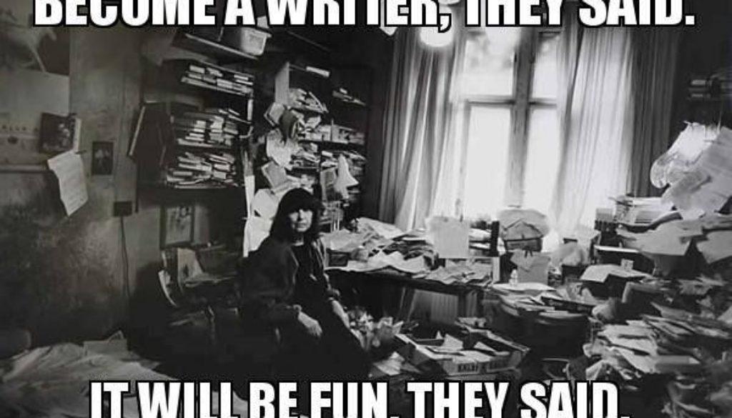 become-writer-they-said