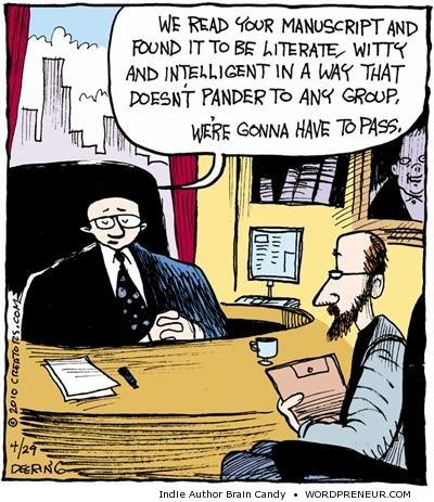 It's a good manuscript!