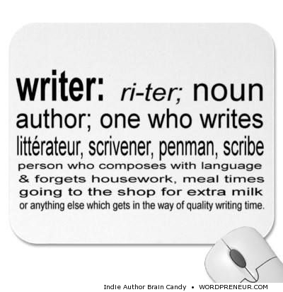 writer-defined