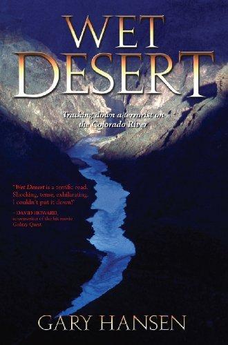 Wet Desert by Gary Hansen