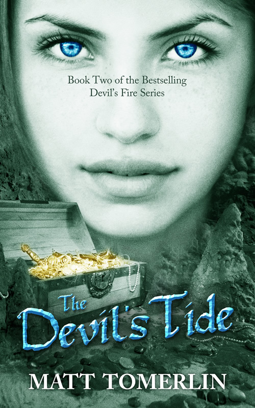Devil's Tide by Matt Tomerlin