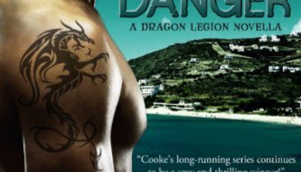 Kiss of Danger by Deborah Cooke