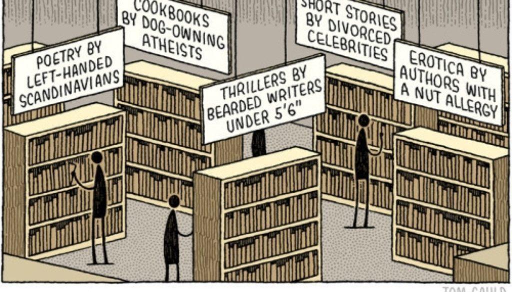 Niche Books extreme