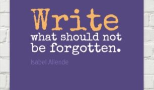 Isabel Allende on What to Write About