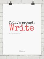 prompt-write-white