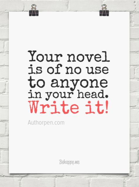 Writer Motivation: No Use to Anyone