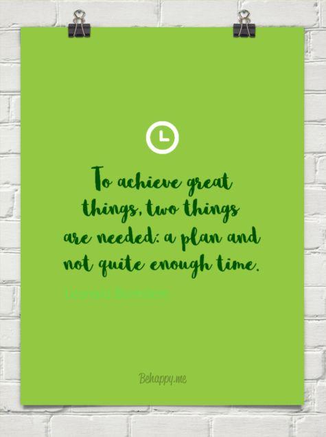 Writer Motivaton: Not Enough Time