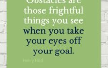 Writer Motivation: What Are Obstacles?