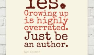 Writer Motivation: Growing Up
