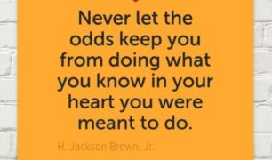 Writer Motivation: The Odds vs. Your Heart