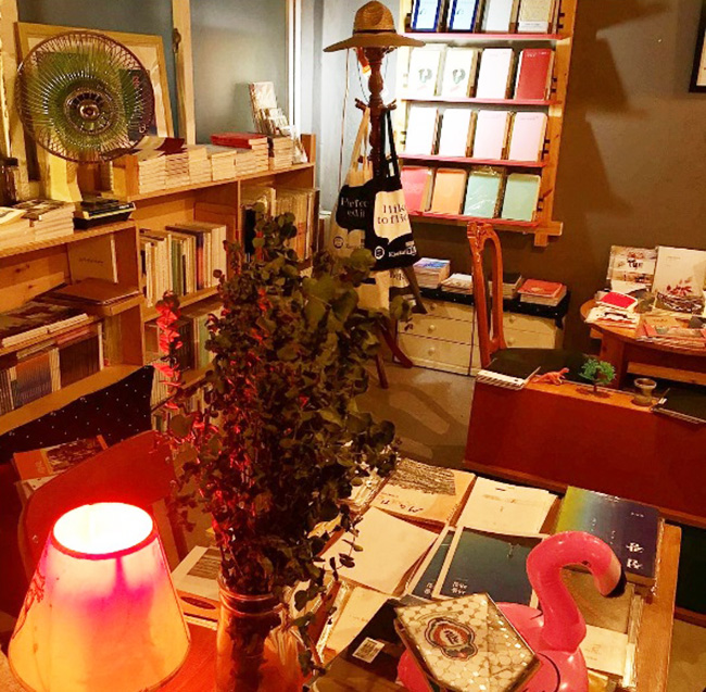 Small concept bookstores thriving