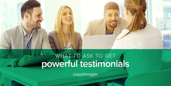 6 Questions to Ask for Powerful Testimonials