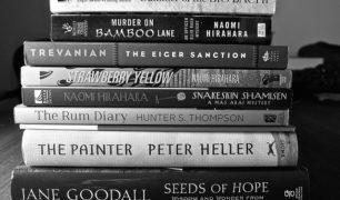 books black-and-white