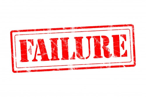 The Day I Got Tired of Failure