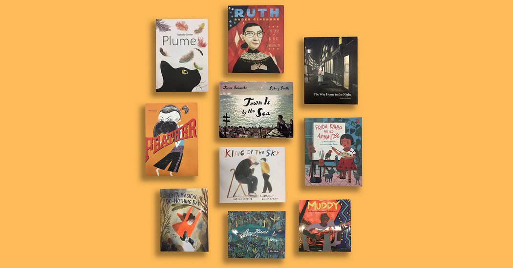 The Best Illustrated Children's Books of 2017