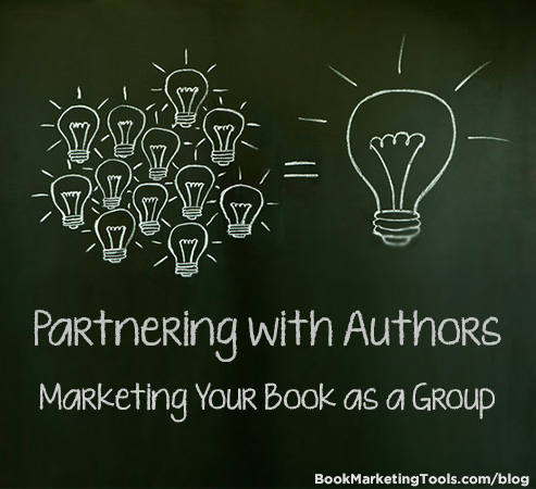 Partnering With Authors – Marketing Your Books as a Group