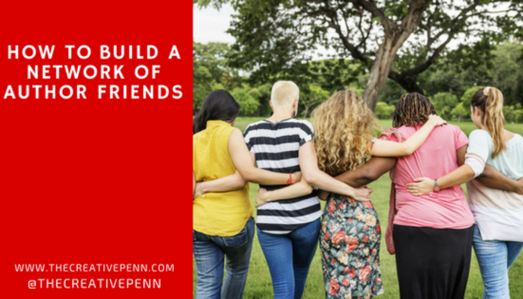 How To Build A Network Of Writer Friends