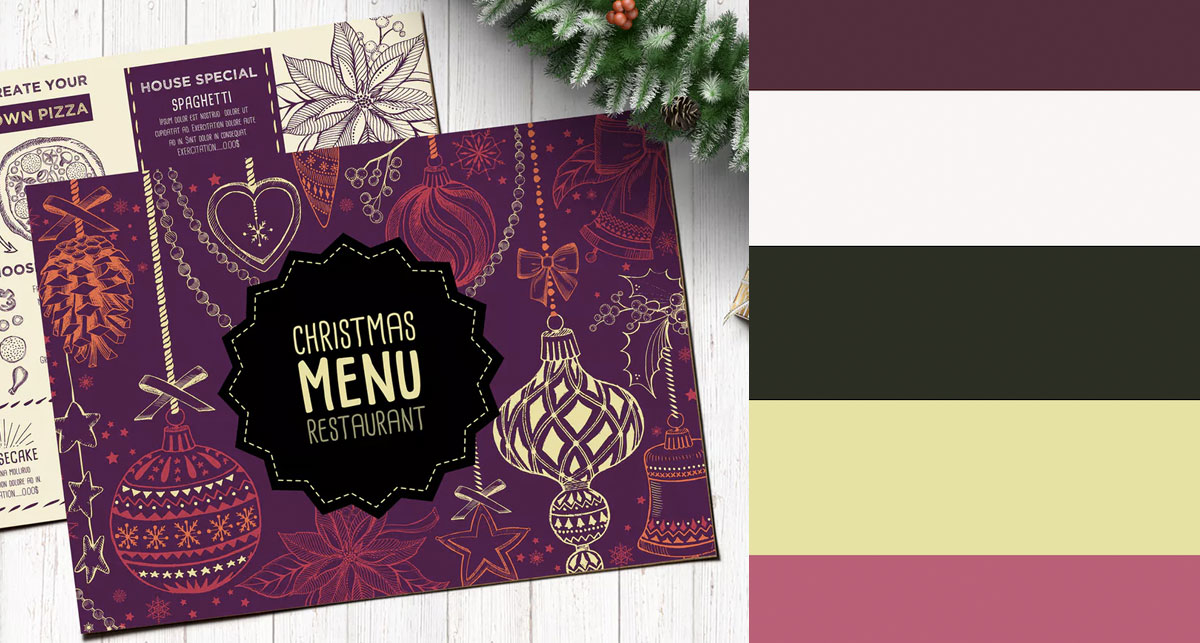 Holiday Color Palettes (That Aren't Just Red and Green)