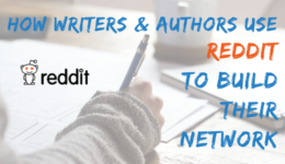 How Writers & Authors Use Reddit to build their network – Birds of a Feather