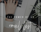 Email List Building Series (Part 1): The Power of an Email List (And Why It's a Must) | Your Writer Platform