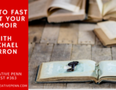 How To Fast Draft Your Memoir With Rachael Herron | The Creative Penn