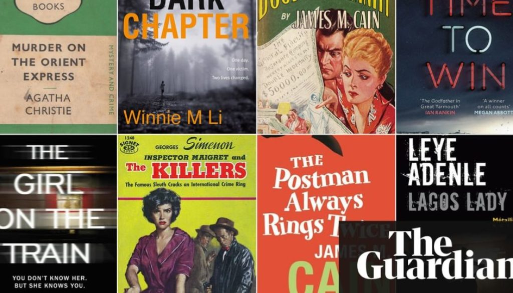 The perfect crimes: why thrillers are leaving other books for dead | Books | The Guardian
