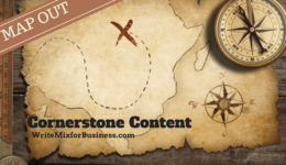 How to Kill it With Cornerstone Content and Why – Write Mix for Business