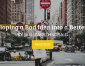 Developing a Bad Idea into a Better One – Elizabeth Spann Craig
