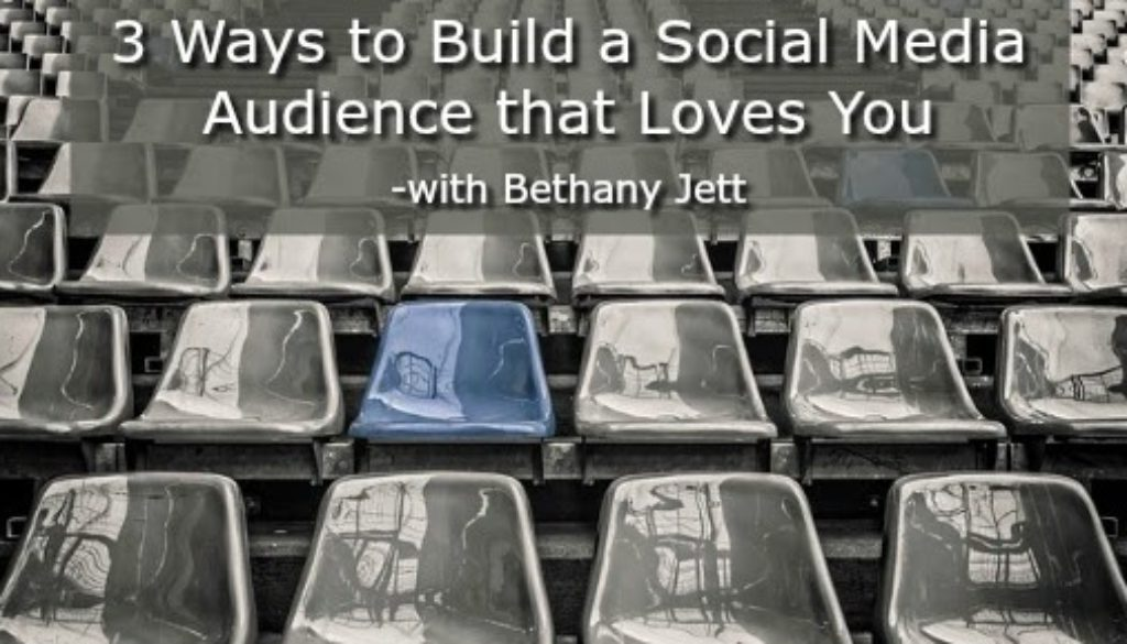 The Write Conversation: 3 Ways to Build a Social Media Audience that Loves You