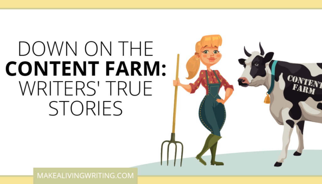 13 Writers Speak Out About Life Down on the Content Farm