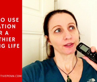 Healthy Writer Tips: How To Use Dictation For A Healthier Writing Life | The Creative Penn