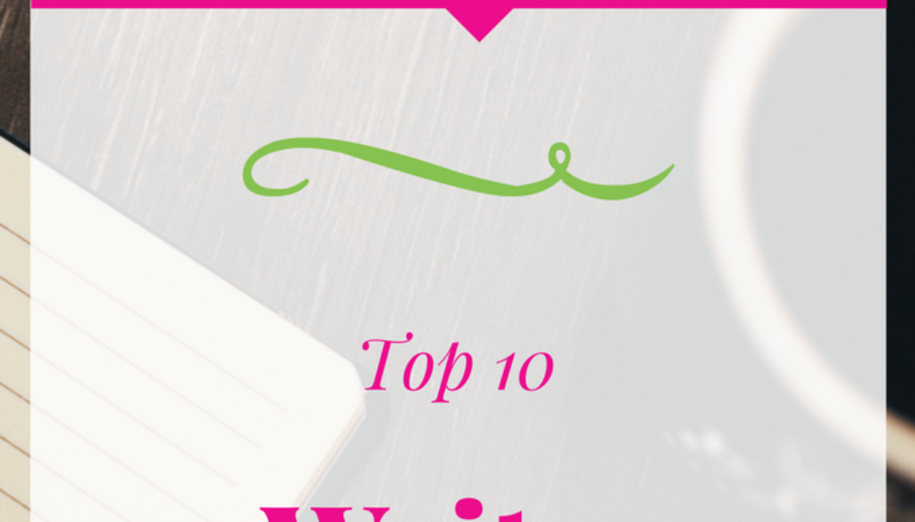 WRITE WILD: TOP 10 WRITER MYTHS OF ALL TIME
