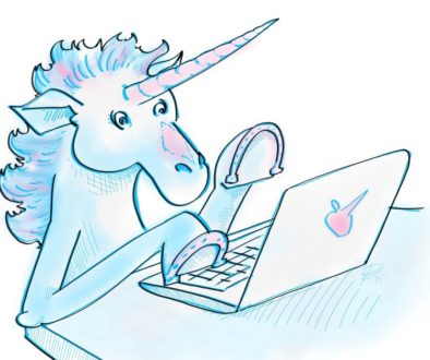 unicorn learning