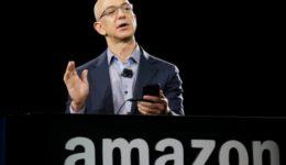 How Amazon CEO Jeff Bezos chose the company's name – Business Insider