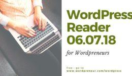 wordpress reader 060718