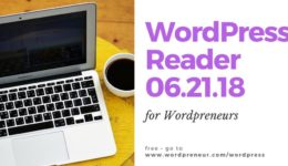 wordpress 062118