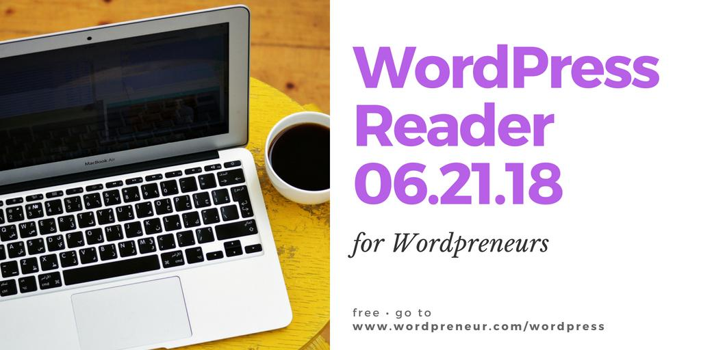 wordpress 062118