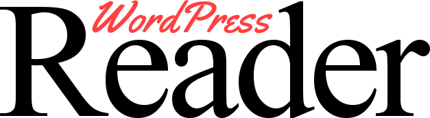 wordpress reader logo