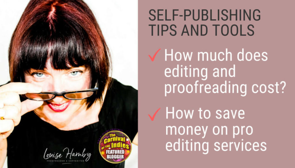 How much does fiction copyediting and proofreading cost? – Louise Harnby | Proofreader & Copyeditor