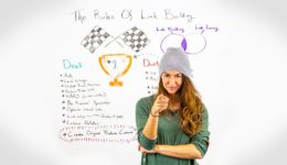 The Rules of Link Building – Whiteboard Friday – Moz