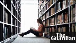 Novel news: world's biggest bookworms revealed in study | Books | The Guardian